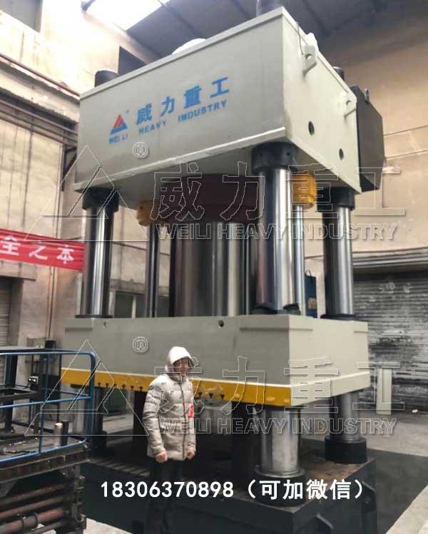 4000吨四柱液压机_4000吨框架式油压机_4000t压力机