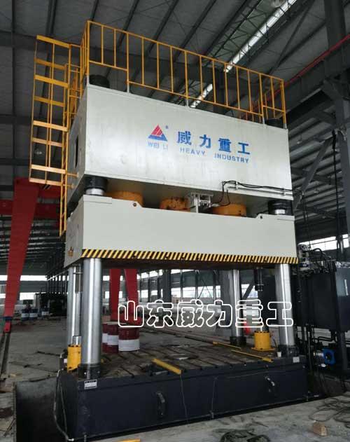 2000吨铝合金快速锻造液压机